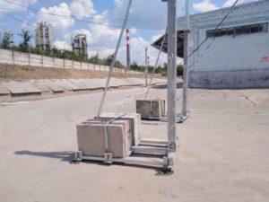 фото Противовесная мобильная система «GRIF»